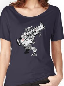 Badass Bazooka Women's Relaxed Fit T-Shirt