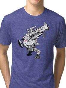 Badass Bazooka Tri-blend T-Shirt
