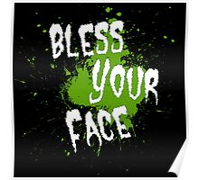 Tobuscus - Bless Your Face Poster