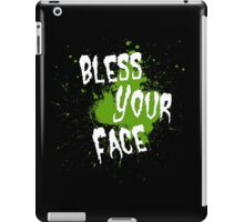Tobuscus - Bless Your Face iPad Case/Skin