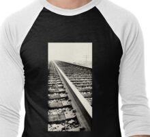 Vanishing Point Men's Baseball ¾ T-Shirt