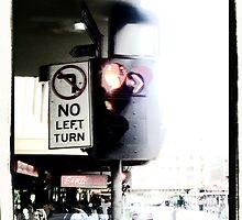 No left turn by sebastian