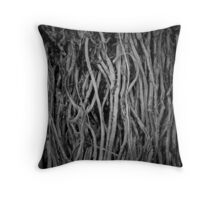 Bush Spaghetti Throw Pillow