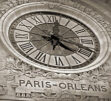 Paris-Orleans by Sophie Pearson