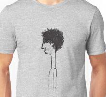 Morris Black Unisex T-Shirt