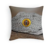 Western Spiny Tailed Gecko Throw Pillow