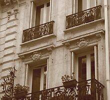 Backstreets of Paris two.. by MarieJones
