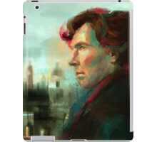 Breathe it in. iPad Case/Skin