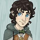 Frodo Baggins by quietsnooze