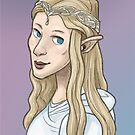 Galadriel by quietsnooze