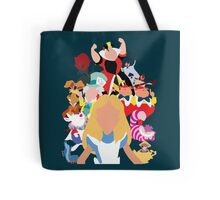Curiouser and Curiouser... Tote Bag