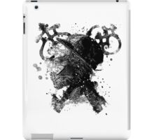 Golden Age and keys iPad Case/Skin