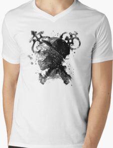 Golden Age and keys Mens V-Neck T-Shirt