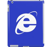 Internet Explorer: A More Beautiful Web iPad Case/Skin