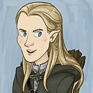Legolas by quietsnooze
