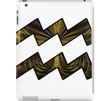 Heart Chakra of a Butterfly | Age of Aquarius iPad Case/Skin