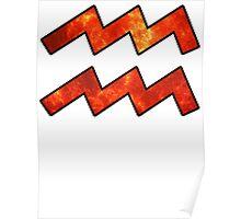 Solar Explosion | Age of Aquarius Poster