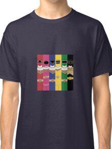 Power Rangers Zeo T-Shirt Classic T-Shirt