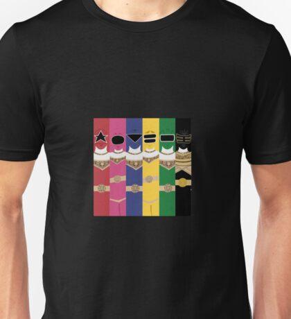 Power Rangers Zeo T-Shirt Unisex T-Shirt