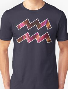 Kitten's String Theory [Part 2] [White Outline] | Age of Aquarius T-Shirt