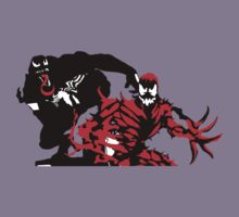 Venom & Carnage double silhouettes  Kids Clothes