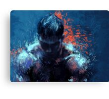 Warrior2 Canvas Print