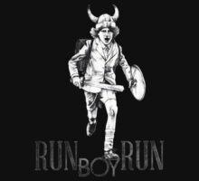 Run boy... run by miguelserra
