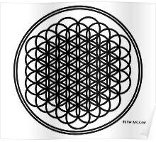 Circle of Life/Rings of Life Poster