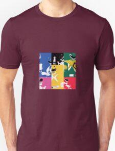 Mighty Morphin Power Rangers T-Shirt T-Shirt