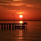 A Dromana Sunset  by spike