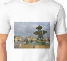 """""""Place de La Concorde"""" Paris, France Unisex T-Shirt"""