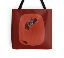 Foxy's stomach Tote Bag