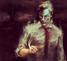 Rust Cohle by nlmda