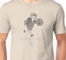Run Boy Run (Adventure Time parody) Unisex T-Shirt