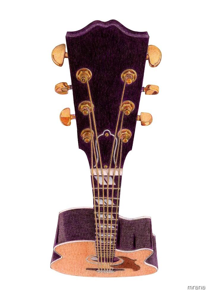 Guitar by Mariana Musa