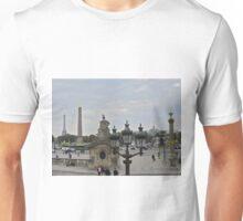 """""""View from Jeu De Paume"""" Paris, France Unisex T-Shirt"""