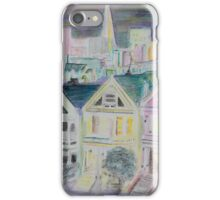san francisco houses iPhone Case/Skin