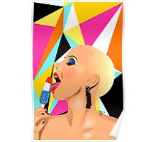 Bomb Pop Poster