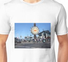 Fishermans Wharf San Francisco California Unisex T-Shirt