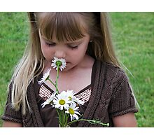 Wild Daisies Photographic Print