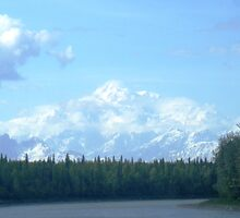 Mt McKinley by bangogirl