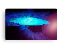 Third Star on the Left Canvas Print