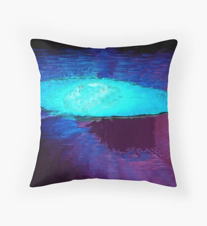 Third Star on the Left Throw Pillow