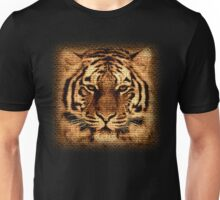 Tiger Fine Art Unisex T-Shirt