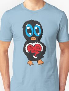Be My Valentine Penguin T-Shirt
