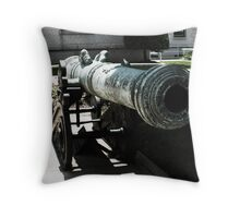 Annapolis Canon Throw Pillow