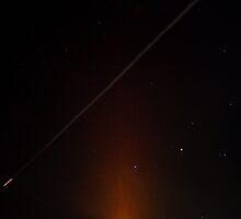 Beyond Antares by Daniel Owens