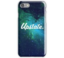 Upstate Supply Co- Blue Nebula Upstate  iPhone Case/Skin