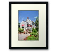 Afternoon In June Framed Print