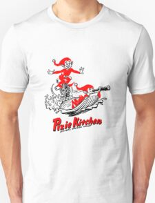 Pixie Kitchen Shell Sea Scooter T-Shirt